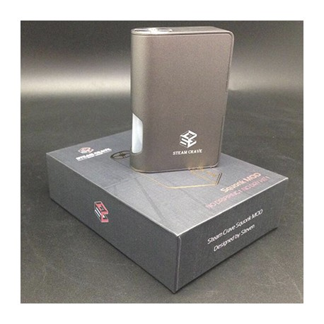Squonk Box 60w bottom feeder by STEAM CRAVE