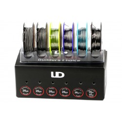 UD® Youde Wire Box W/ Six(6) Roll Wires