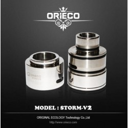 Dripper Storm V2 RDA by Orieco