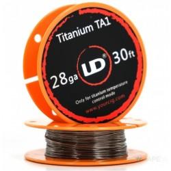 TITANIUM WIRE TA1 - 24GA-26GA