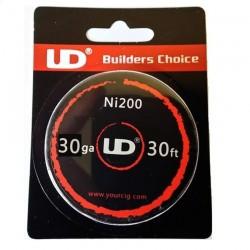 Nickel Ni200 diametro 0,20 mm