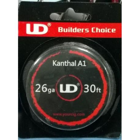 Kanthal Resistance Wire Youde UD 30FT- 28GA