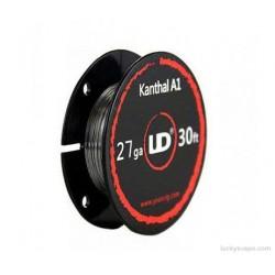 Kanthal Resistance Wire Youde UD 30FT- 27GA