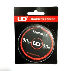 Kanthal Resistance Wire Youde UD 30FT- 28GA