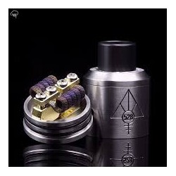 """THE""""GOON"""" 24 MM Stainless by 528 Custom Vapes"""