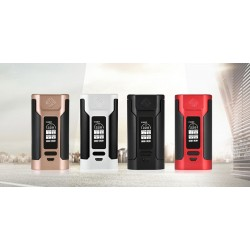 Wismec Predator 228 - Battery Body