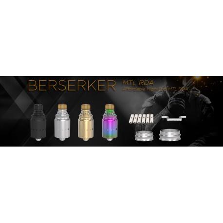Berserker MTL RDA BF 18mm
