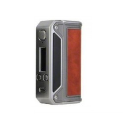 Therion 166 Silvery/Wood/Red – Lost Vape