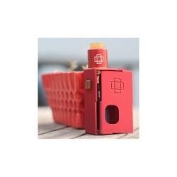 Druga Squonker Box con Druga RDA RED 22mm