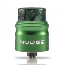Nudge RDA  RED 22 mm BF - Wotofo
