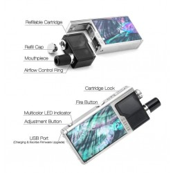 ORION 40W DNA GO AIO POD - LOST VAPE