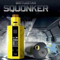 SMOANT BATTLESTAR SQUONKER BF 200W BLACK