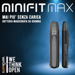 Kit Minifit Max 650mah - Black