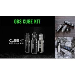 Kit Cube 80W Chrome