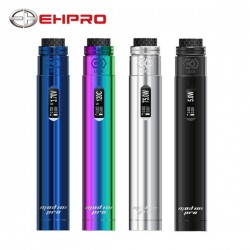 MOD 101 PRO WITH LOCK RDA by EHPRO - BLACK